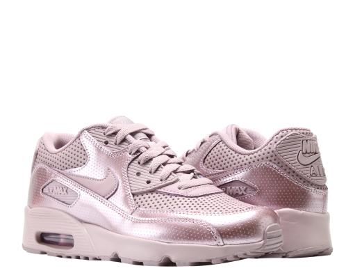 d5624218d038 Nike Air Max 90 SE LTR (GS) Elemental Rose Big Kids Running Shoes 859633-600
