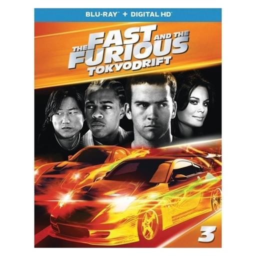Fast & the furious-tokyo drift (blu ray w/digital hd) DS2B0LQIYSNVWTRI