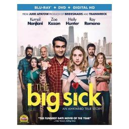 Big sick (blu ray/dvd combo) (2discs) BR52732