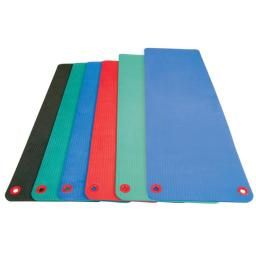 AGM Group 74605 56 in. Elite Workout Mat with Eyelets - Green