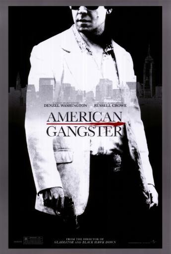 American Gangster Movie Poster Print (27 x 40)