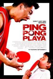 Ping Pong Playa Movie Poster (11 x 17) MOV413847