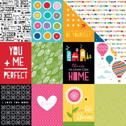 Bella Blvd Oh My Stars Double sided Cardstock