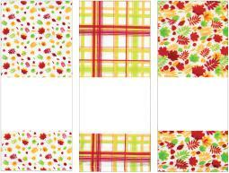 """Stamped Kitchen Towels For Embroidery 18""""X28"""" 3/Pkg-Harvest DW3072"""