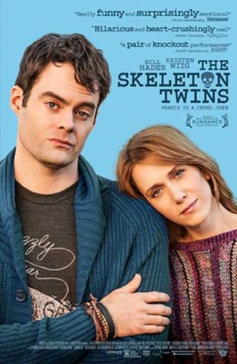 The Skeleton Twins Movie Poster (11 x 17) LDPJWUQBBTOCOPDP