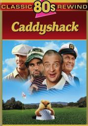 Caddyshack (dvd/30th anniversary/line look) D645100D