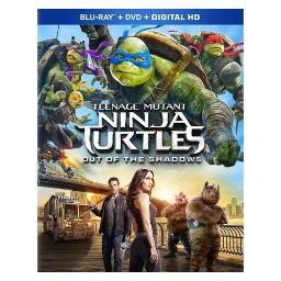 Tmnt 2-out of the shadows (blu-ray/dvd combo/2016) BR59180513