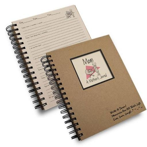Journals Unlimited JU-22 Mom - A Mothers Journal Book