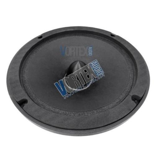 Pro Audio CM6 6.5 in. Pro Car Stereo Mid-Range Audio Speakers, 1 Pair