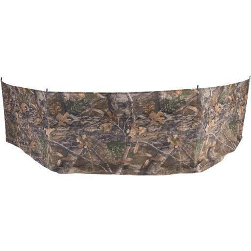 Allen 5220 allen stake-out blind real tree edge 10'x27