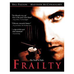 Frailty (blu ray) (ws/eng/7.1 dts-hd) BR26421