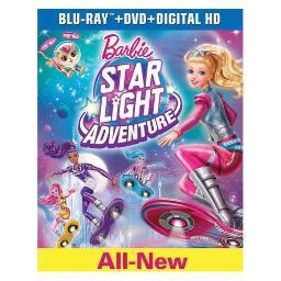 Barbie-star light adventure (blu ray/dvd w/digital hd) BR63173499