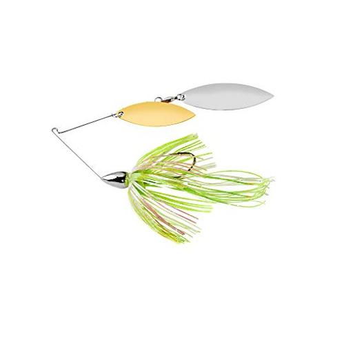 War eagle spinner baits we nickel dbl wil spinnerbait flash we38nw21 thumbnail