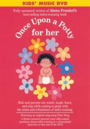 Once upon a potty-hers (dvd)                                  nla