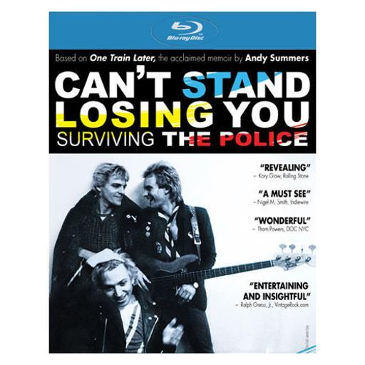 Cant stand losing you-surviving the police (blu ray) XH3RQHAAZRGCFOHZ