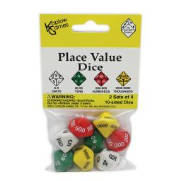 Koplow games inc place value dice 11871