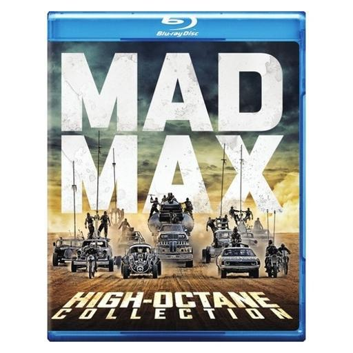 Mad max high octane collection (blu-ray/dvd/4k-uhd/fury road/8 disc) 1293704