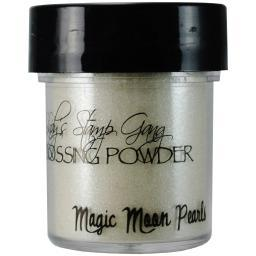 Lindy's Stamp Gang 2-Tone Embossing Powder .5oz-Magic Moon Pearls LSG-EP-50