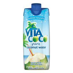 Vita Coco Coconut Water - Pure - Case of 12 - 500 ml