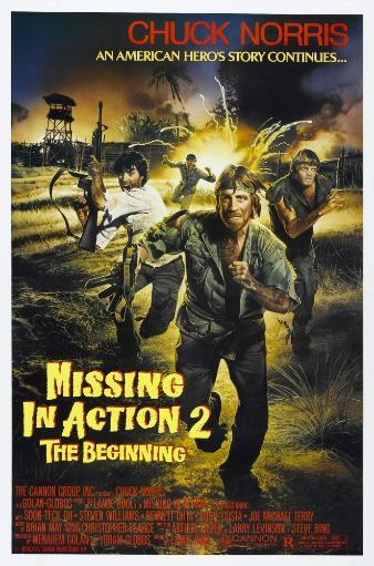 Missing In Action 2 The Beginning Fine Art Print I3F6XSCJTZ0HVFFX