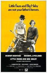 Little Fauss And Big Halsy: Robert Redford Michael J. Pollard 1970. Movie Poster Masterprint EVCMCDLIFAEC005HLARGE