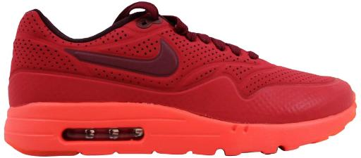 Nike Air Max 1 Ultra Moire Gym Red/Team Red-University Red705297-600