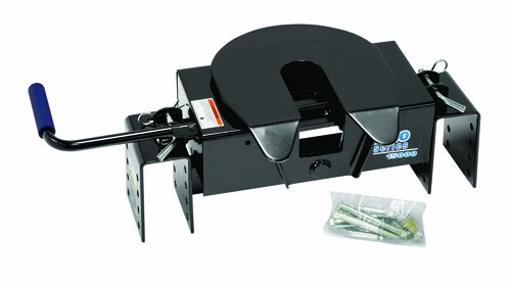 Fulton 15K Fifth Wheel Hitch (Includes: Head Head Support And Handle Kit)