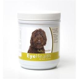 Healthy Breeds 840235145271 Labradoodle Eye Health Soft Chews - 75 Count