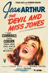 Devil and Miss Jones, The Movie Poster (11 x 17) MOVEB57214