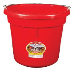 Little Giant 20 qt. Bucket Red - Case Of: 1;