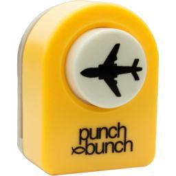 "Punch Bunch Small Punch Aprrox. .4375""-Airplane"