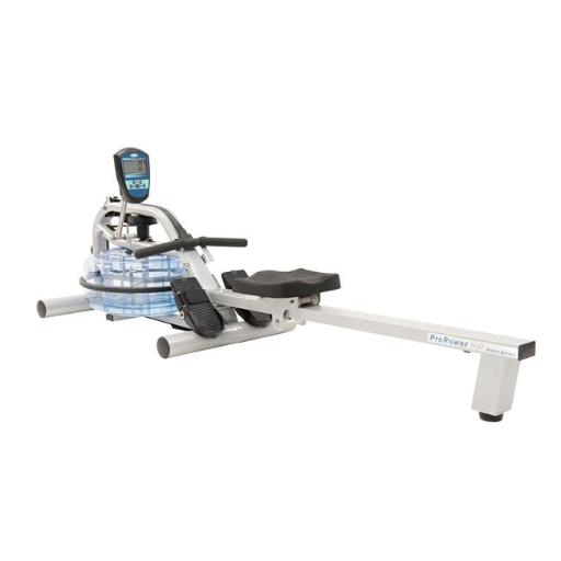 Fabrication Enterprises 69-0165 H2O Fitness Prorower RX750 Home Series - Water Rowing Machine