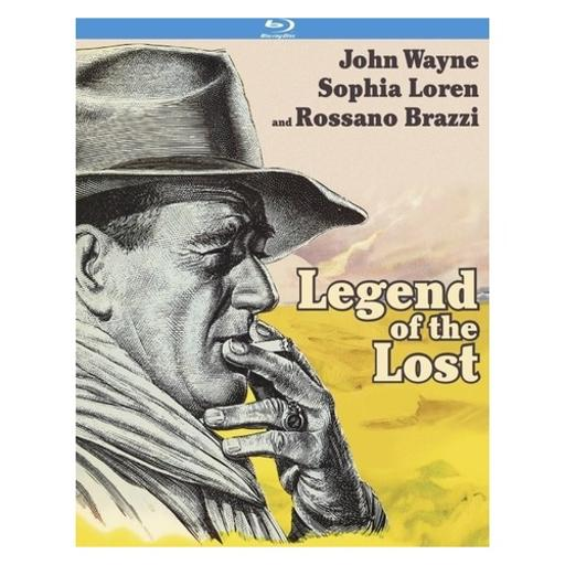 Legend of the lost (blu-ray/1957/ws 2.35) C2UYXJ7OULG1QQDU