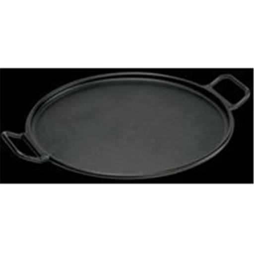 P14P3 Cast Iron Pizza Pan, 14 In.