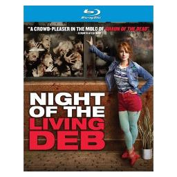 Night of the living deb (blu-ray) BR1973