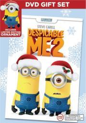 Despicable me 2 (dvd) (limited edition holiday gift set) D61163650D
