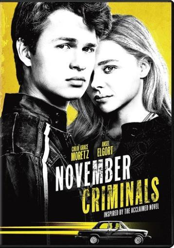 November criminals (dvd) NHBTTN6MJXDSARFT