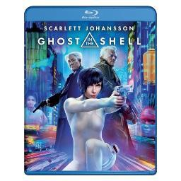 Ghost in the shell 2017 (blu ray/dvd w/digital hd combo) BR59187966