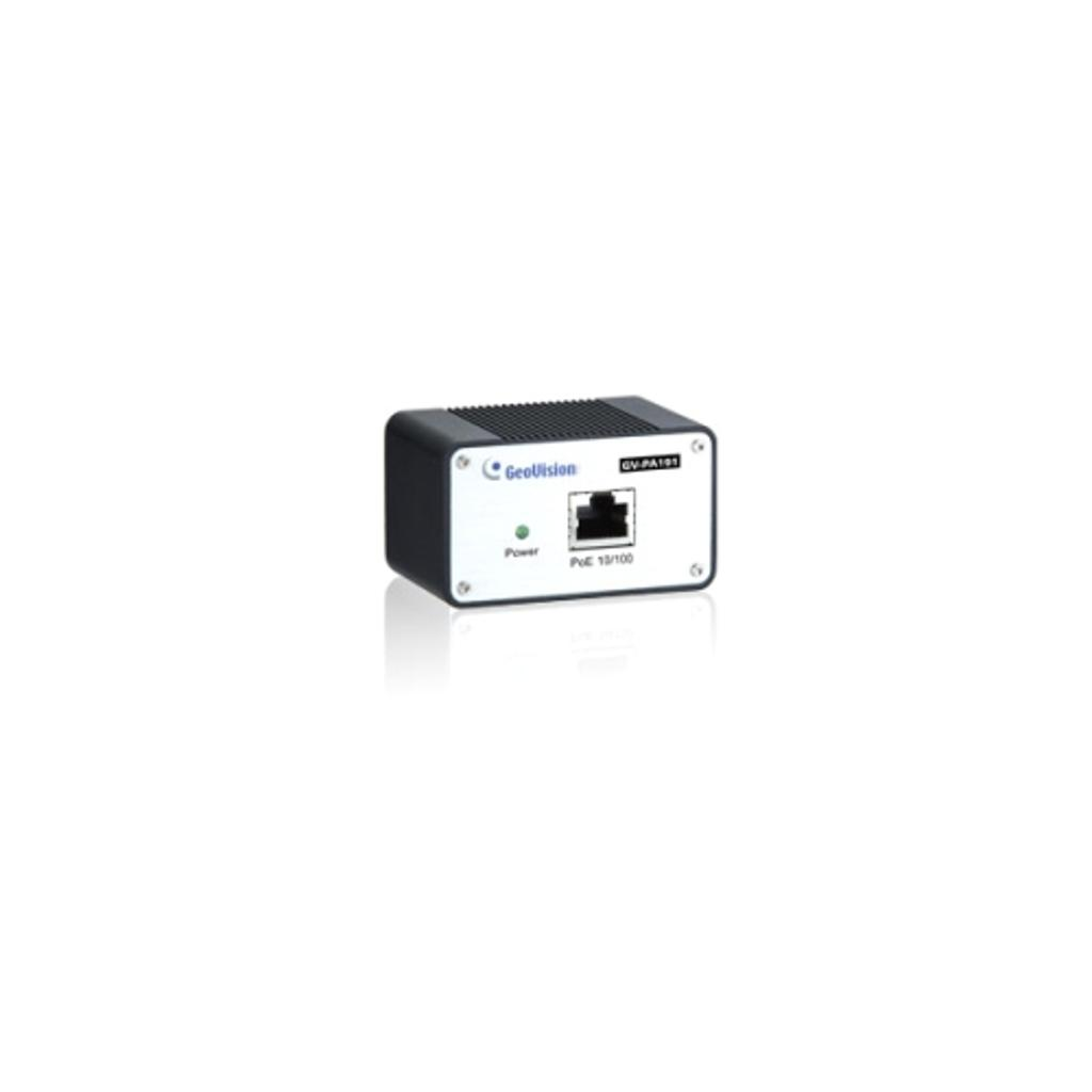 Vision systems - geovision gv-pa191 poe adaptor and poe injector