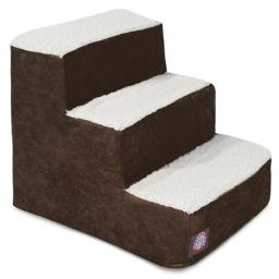 Majestic Pet Products 78899567544 3 Step Villa Pet Stairs, Fern