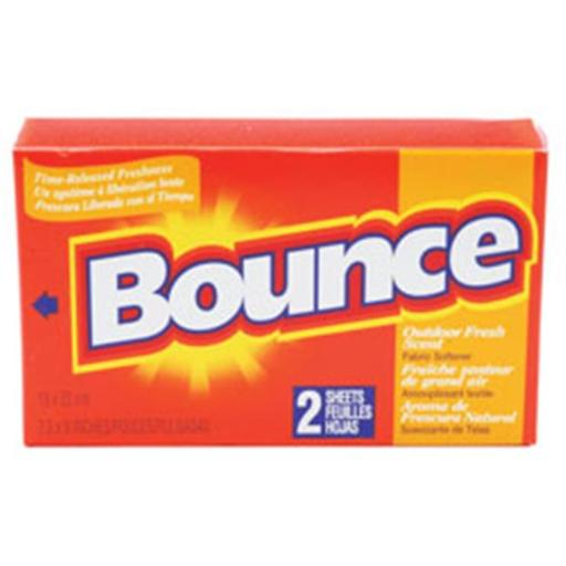 Misc Travel-Bedding-Health & Grooming BOUNCE Bounce Softener Sheets, Pack of 2