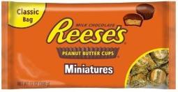 Reese's Peanut Butter Cups Miniatures Chocolate