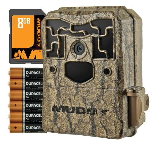 Gsm outdoors mtc600-k muddy pro-cam 20 trail camera bundle