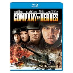 Company of heroes (blu ray) (dol dig 5.1/ws/1.78/eng/ultraviolet) BR41609