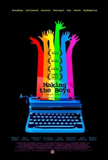Making the Boys Movie Poster (11 x 17)