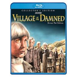 Village of the damned (blu-ray/collectors edition/ws) BRSF16577