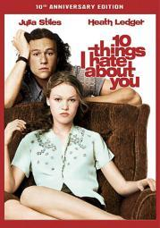 10 things i hate about you (dvd/re-pkg) D105924D