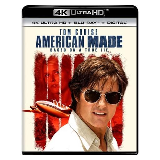 American made (blu-ray/4kuhd/ultraviolet/digital hd) 6JNC3ORPZYWLTYEH