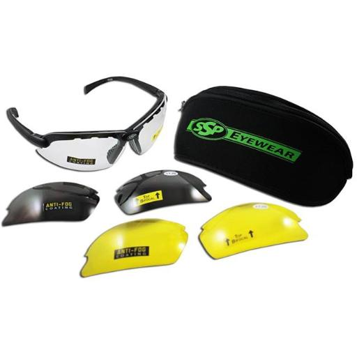 Specialized Safety Products TF300 AST KIT Top Focal 3.00 Shatterproof Safety Glass Kit with Assorted Lenses A14B1B05E835E049