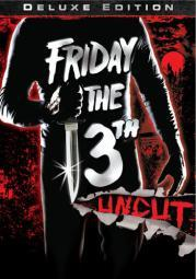 Friday the 13th (dvd/uncut deluxe edition)-nla DP370510D